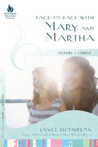 Face-to-Face With Mary And Martha