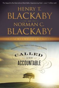Called And Accountable, 10th Anniversary Edition